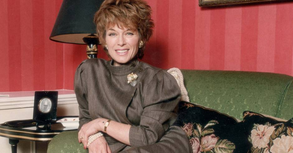 Gentle Touch star Jill Gascoine is in the advanced stages