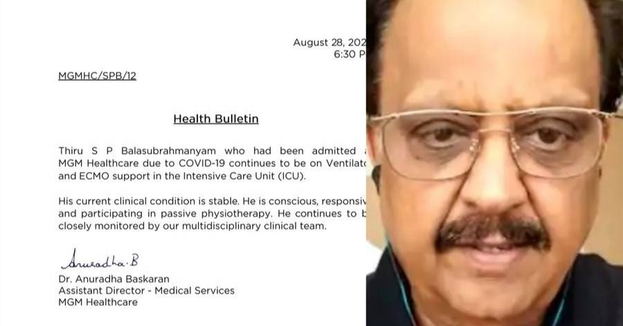 SPB Health Condition Hospital Statement On August 28th