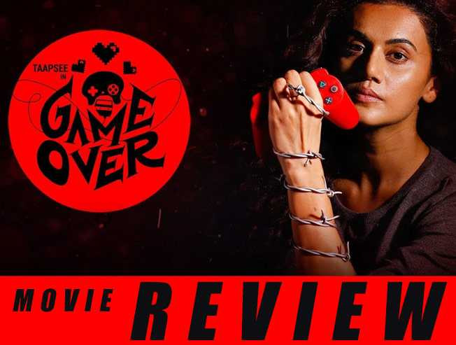 Game Over - Tamil Movies Review