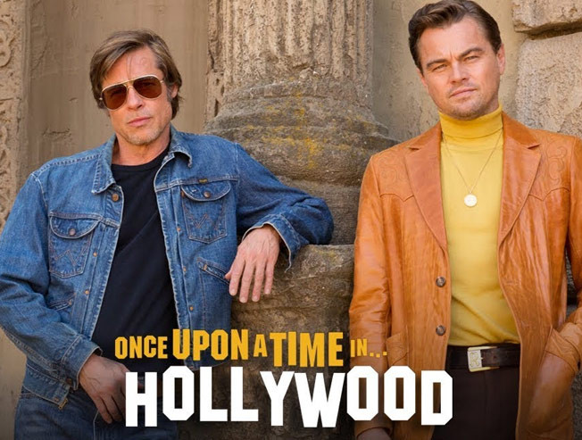 Once Upon A Time In Hollywood - English Movies Review