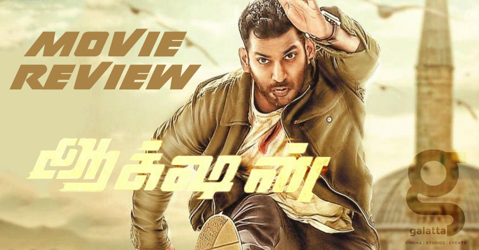 Action - Tamil Movies Review