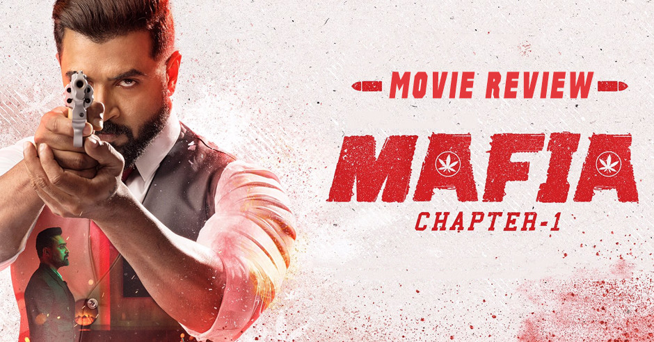 Mafia - Tamil Movies Review