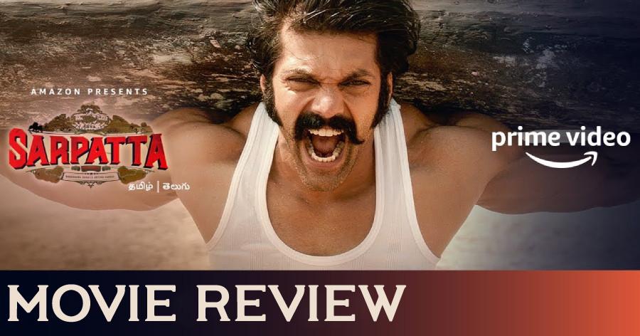 Sarpatta Parambarai Movie Review in English