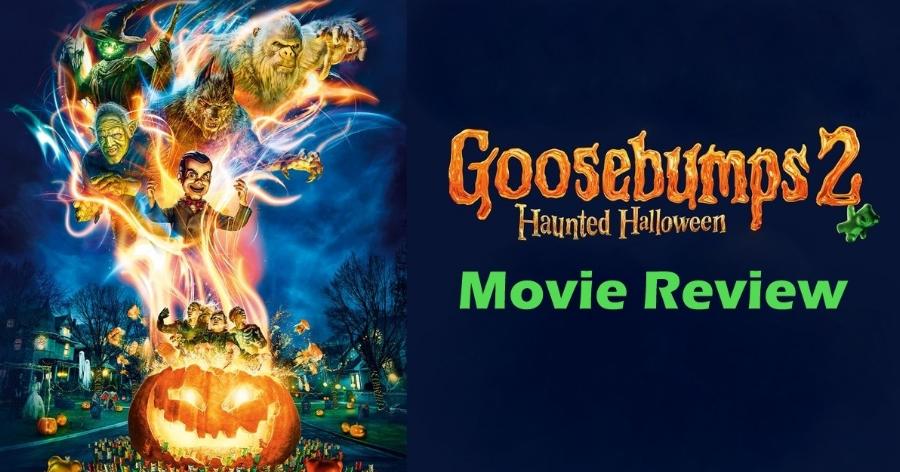 Goosebumps 2 Haunted Halloween - English Movies Review