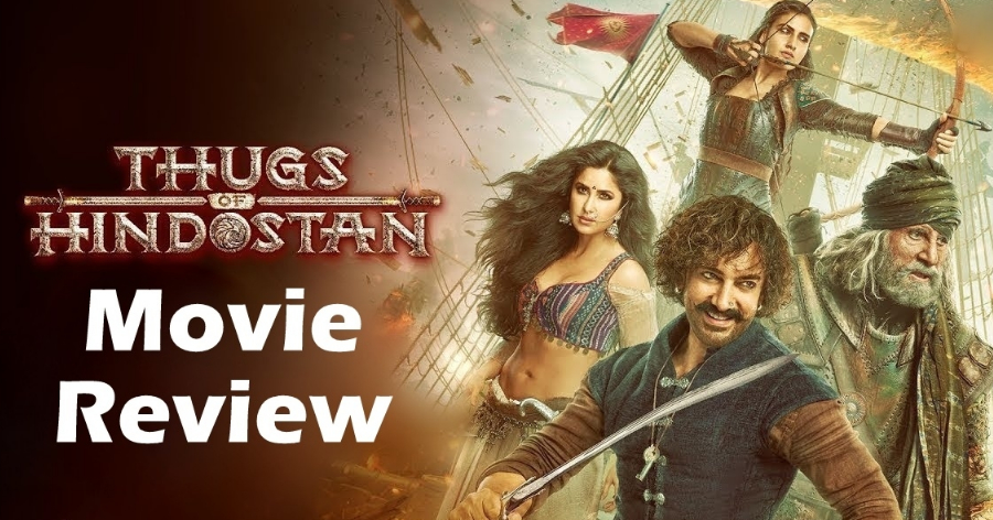 Thugs Of Hindostan - Hindi Movies Review