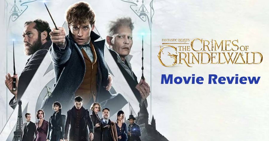 Fantastic Beasts The Crimes Of Grindelwald - English Movies Review