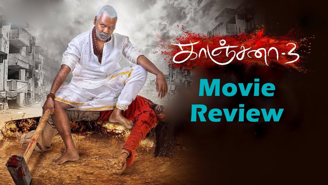 Kanchana 3 - Tamil Movies Review
