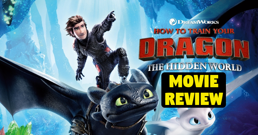 How To Train Your Dragon 3 - English Movies Review