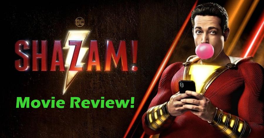 Shazam - English Movies Review
