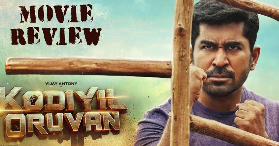 Kodiyil Oruvan Movie Review in English